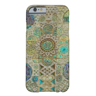 Art Nouveau ceramic Barely There iPhone 6 Case
