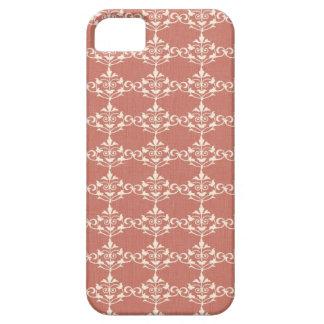 Art Nouveau Damask Floral iPhone 5 Covers