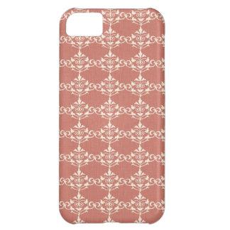 Art Nouveau Damask Floral iPhone 5C Case