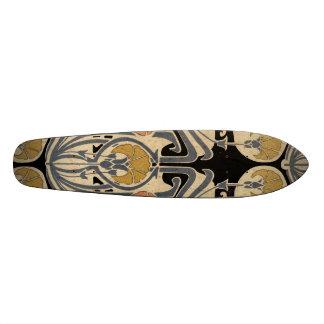 Art Nouveau Design #7 @ VictoriaShaylee Skate Board Decks
