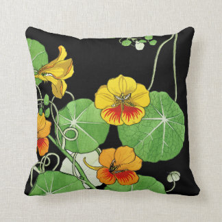 ARt Nouveau Design Throw  Pillow Cushions