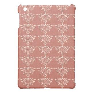 Art Nouveau Elegant Swirly Damask iPad Mini Covers