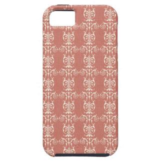 Art Nouveau Floral Case For The iPhone 5