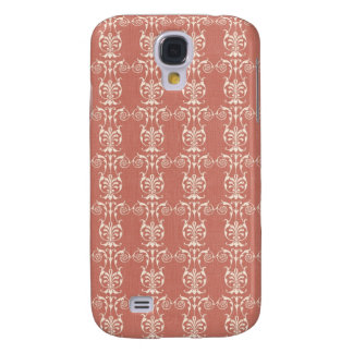 Art Nouveau Floral Galaxy S4 Case