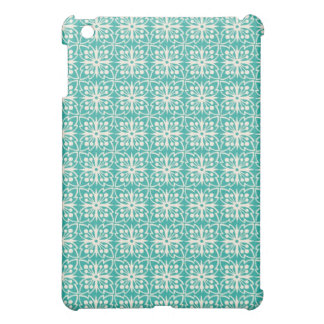 Art Nouveau Floral in Teal Case For The iPad Mini