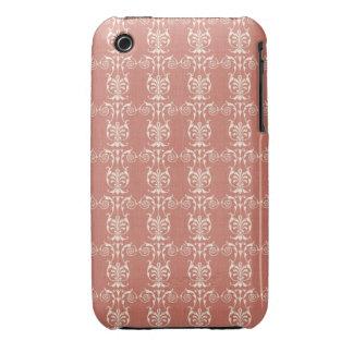 Art Nouveau Floral iPhone 3 Covers