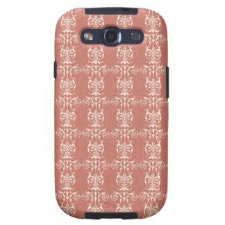 Art Nouveau Floral Samsung Galaxy S3 Cover