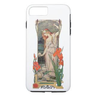 Art Nouveau IPhone 7+ Phone Case - Plastic