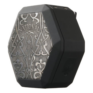 Art nouveau,jugen style,Norway,aalesund,original,m Black Bluetooth Speaker