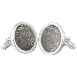 Art nouveau,jugen style,Norway,aalesund,original,m Cuff Links