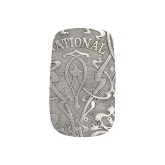 Art nouveau,jugen style,Norway,aalesund,original,m Minx Nail Art