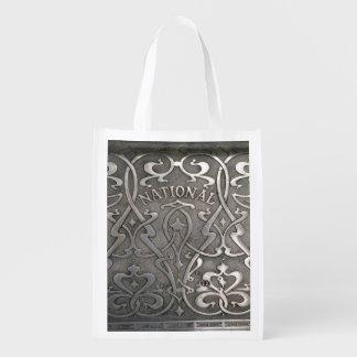Art nouveau,jugen style,Norway,aalesund,original,m Reusable Grocery Bag