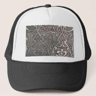 Art nouveau,jugen style,Norway,aalesund Trucker Hat