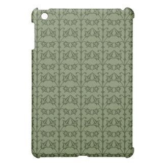 Art Nouveau Nature Themed Leaves Case For The iPad Mini