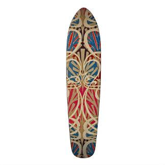 Art Nouveau Pattern #10 at Emporio Moffa Skate Decks