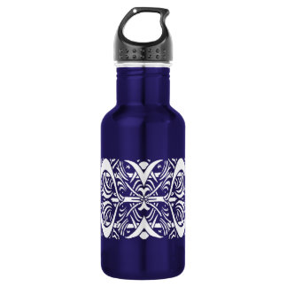 Art Nouveau Pattern 532 Ml Water Bottle