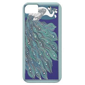 Art Nouveau Peacock iPhone5 Case Mate