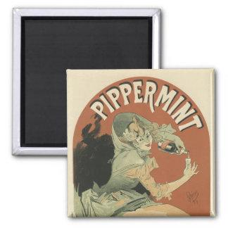 Art Nouveau Poster Magnets - Restaurant