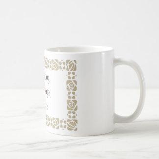 Art Nouveau Season's Greetings Mug