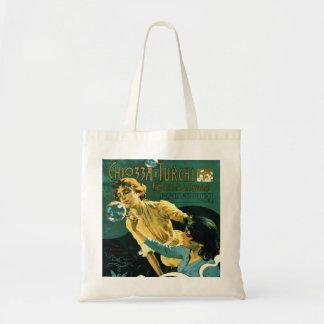 Art Nouveau Soap Advertisement 1899 Canvas Bag