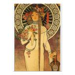 Art Nouveau The Trappistine Invitations
