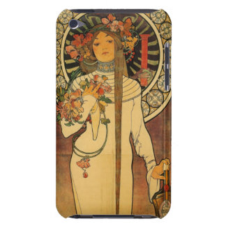 Art Nouveau The Trappistine iPod Case iPod Touch Covers