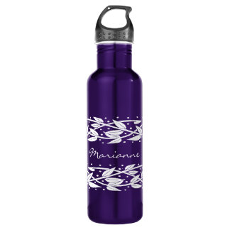 Art Nouveau Vines 710 Ml Water Bottle