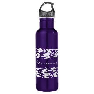 Art Nouveau Vines 710 Ml Water Bottle