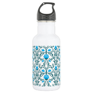 art nouveau,vintage,floral,belle époque,elegant,ch 532 ml water bottle