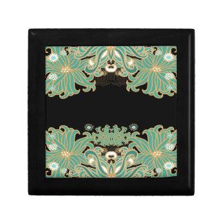 art nouveau,vintage,floral,belle époque,elegant, gift box