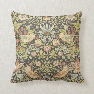 Art Nouveau William Morris Design Pillow