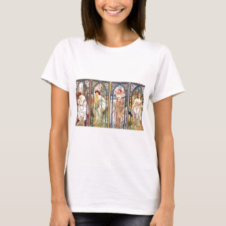 Art Nouveau Windows T-Shirt