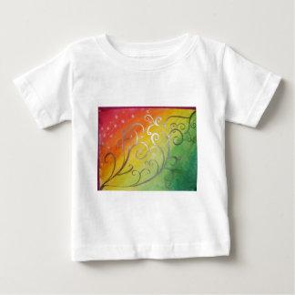 Art Nouveau with a Tropical Twist Infant T-Shirt