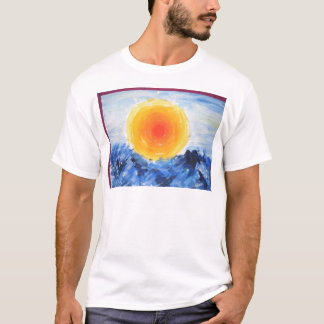 Art Nouveau with a Tropical Twist T-Shirt