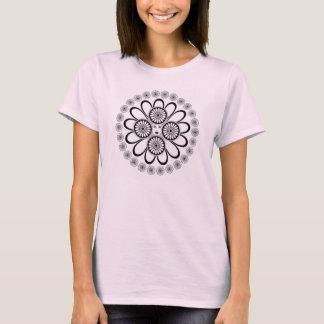Art Nouveau Woman T-Shirt