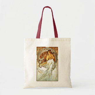 Art Nouveou Mucha series Painting Bags