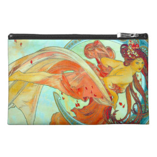 ART NOUVOUS TRAVEL ACCESSORY TOTE GIFT TRAVEL ACCESSORY BAG