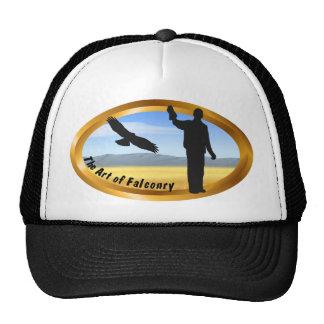Art of Falconry - Oval Cap