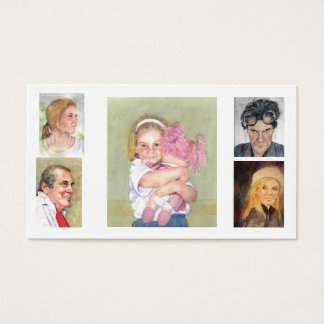 Art of Mary Dunham Walters Business Card