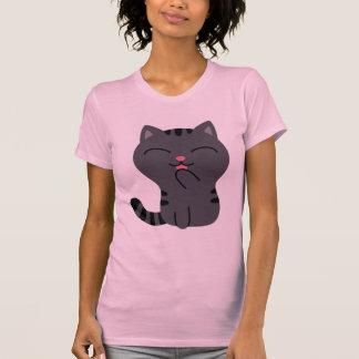 Art of Scratching Illustration T-Shirt