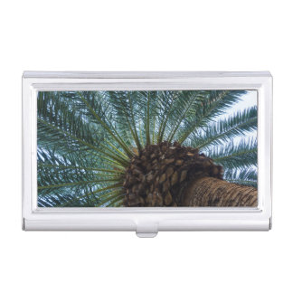 Art Of The Palm Tree Business Card Holder