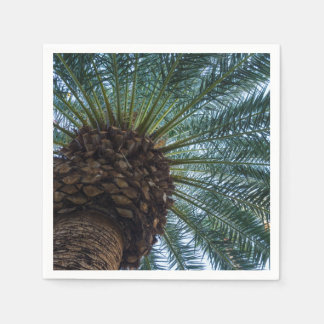 Art Of The Palm Tree Disposable Serviettes