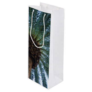 Art Of The Palm Tree Wine Gift Bag