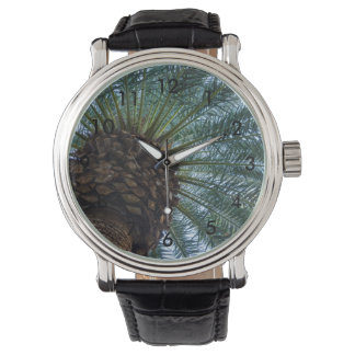 Art Of The Palm Tree Wristwatches