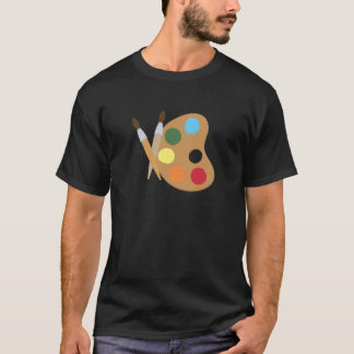 Art Palette T-Shirt