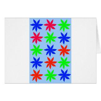 art paper greeting card