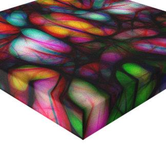 Art Popping Azalea Canvas