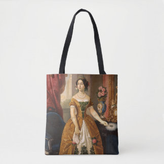 Art Portrait bags Tote Bag