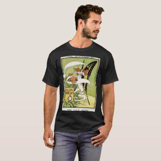 Art-Poster-Advertisement-Sage-green-watches T-Shirt