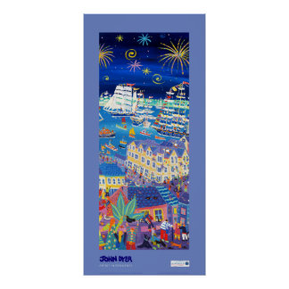 Art Poster: Tall Ships and Small Ships 2014 MIDDLE